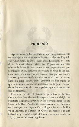 Prólogo (Santiago, julio de 1916)